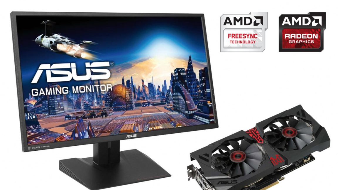 Soutěž s ASUS a AMD o grafickou kartu Strix R9-380X