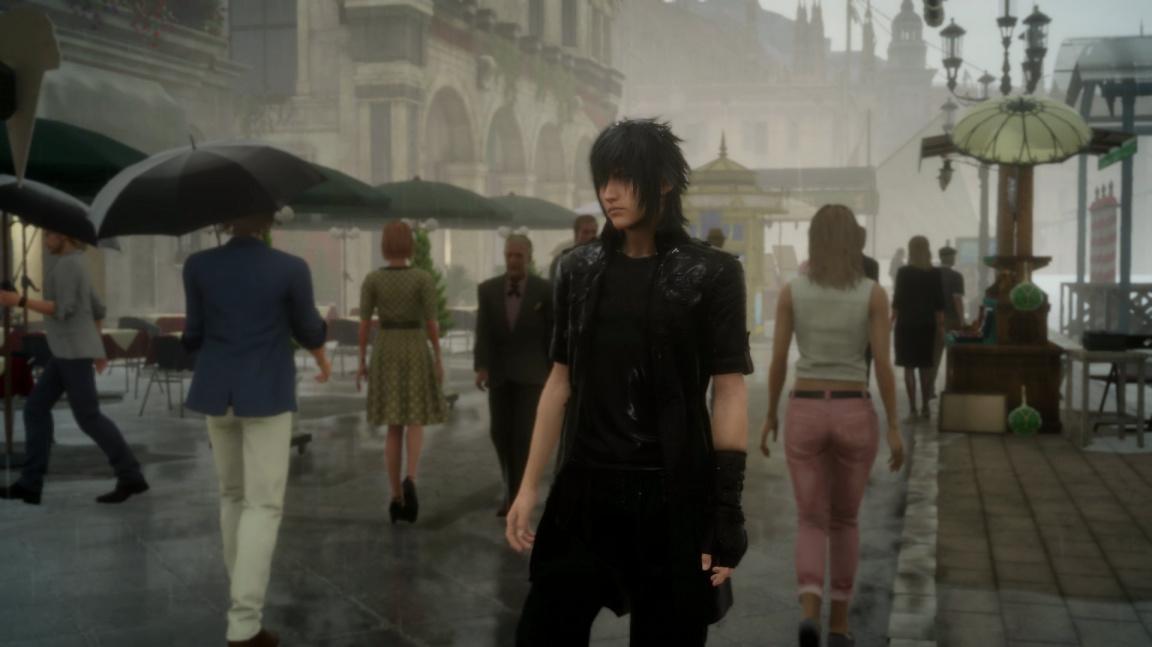 Final Fantasy XV vyjde v září v doprovodu anime seriálu a celovečerního filmu