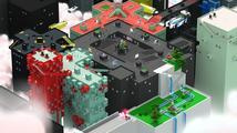 Záběry z alfa verze Tokyo 42 ukazují zábavnou hru s krásnou izometrickou grafikou