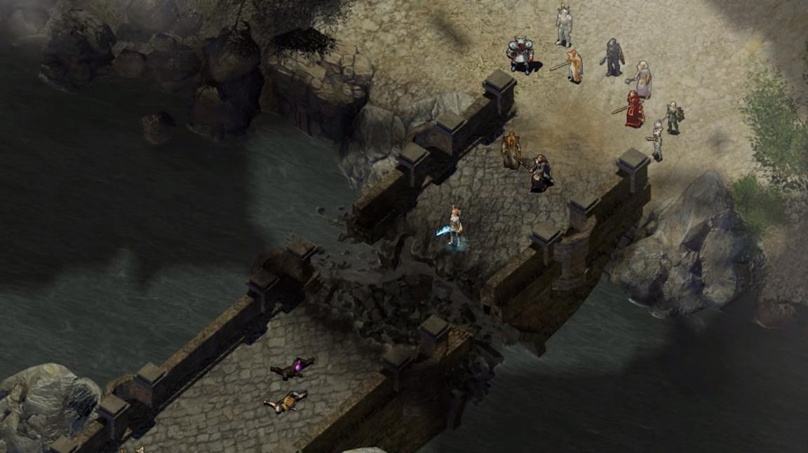 Vyšel datadisk Siege of Dragonspear pro Baldur's Gate: Enhanced Edition