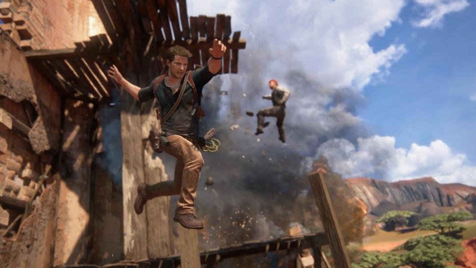 Uncharted 4 a The Lost Legacy příští rok dorazí na PC a PS5