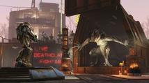 Chytat potvory a bojovat s nimi v aréně můžete ve Fallout 4 od příštího týdne