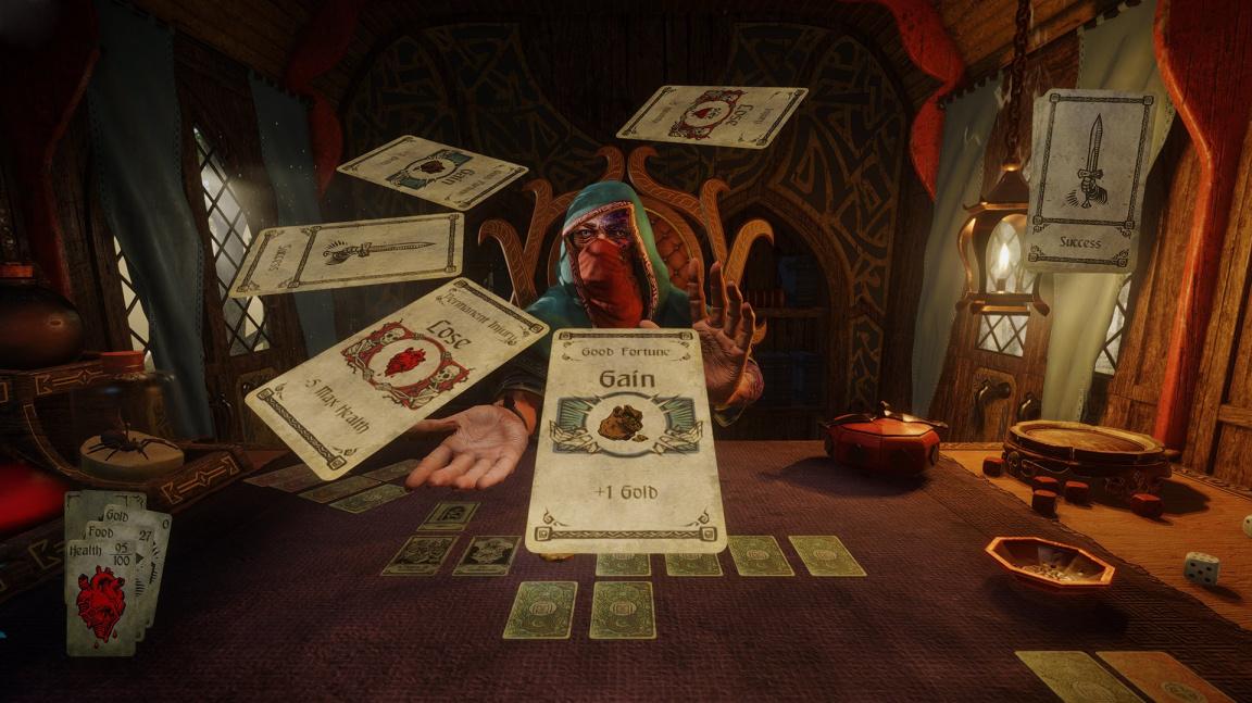 Tvůrci série Hand of Fate odhalili zajímavou hru A World in My Attic, bohužel v rámci svého parte