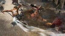 Herní adaptace anime Attack on Titan vyjde na západě pro konzole i PC