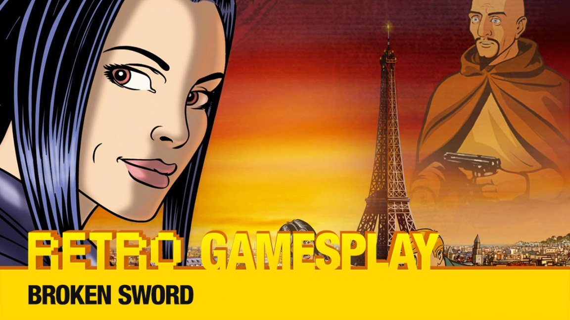Retro GamesPlay: slavíme 20. narozeniny adventury Broken Sword