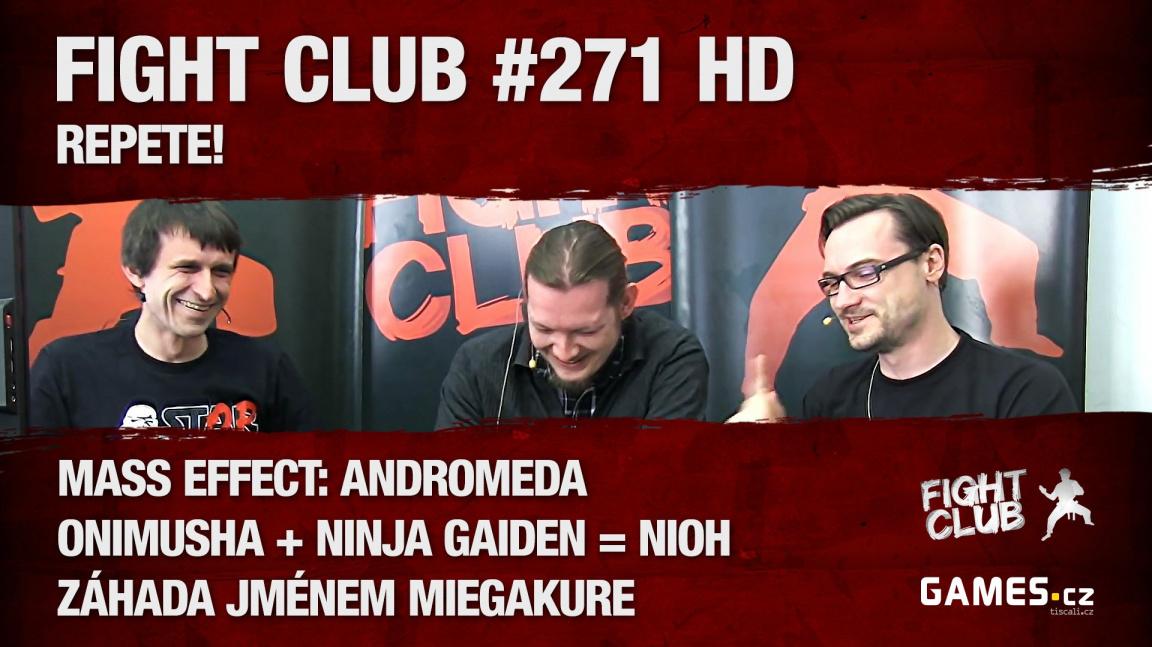 Fight Club #271 HD: Repete!
