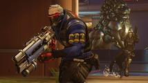 Hráli jsme PS4 verzi střílečky Overwatch - dobře se ovládá a drží si 60 snímků za sekundu