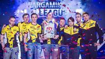 Finále Wargaming ligy ve World of Tanks vyhráli opět ukrajinští Na'Vi