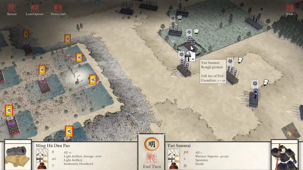 Pusťte se do dobývání středověkého Japonska, Koreje a Číny ve strategii Sengoku Jidai