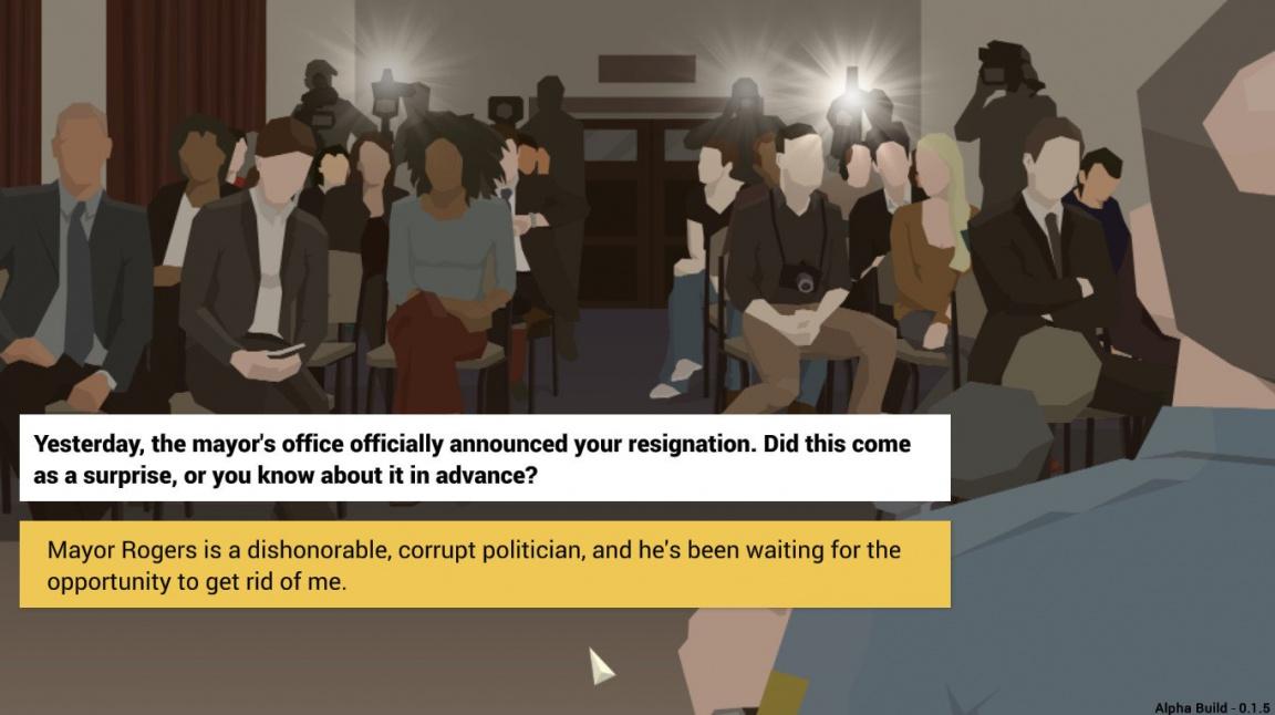 Koncem měsíce se můžete stát zkorumpovaným policejním šéfem v This Is the Police