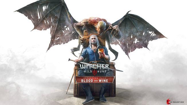 Zaklínač 3: Divoký hon - Krev a víno