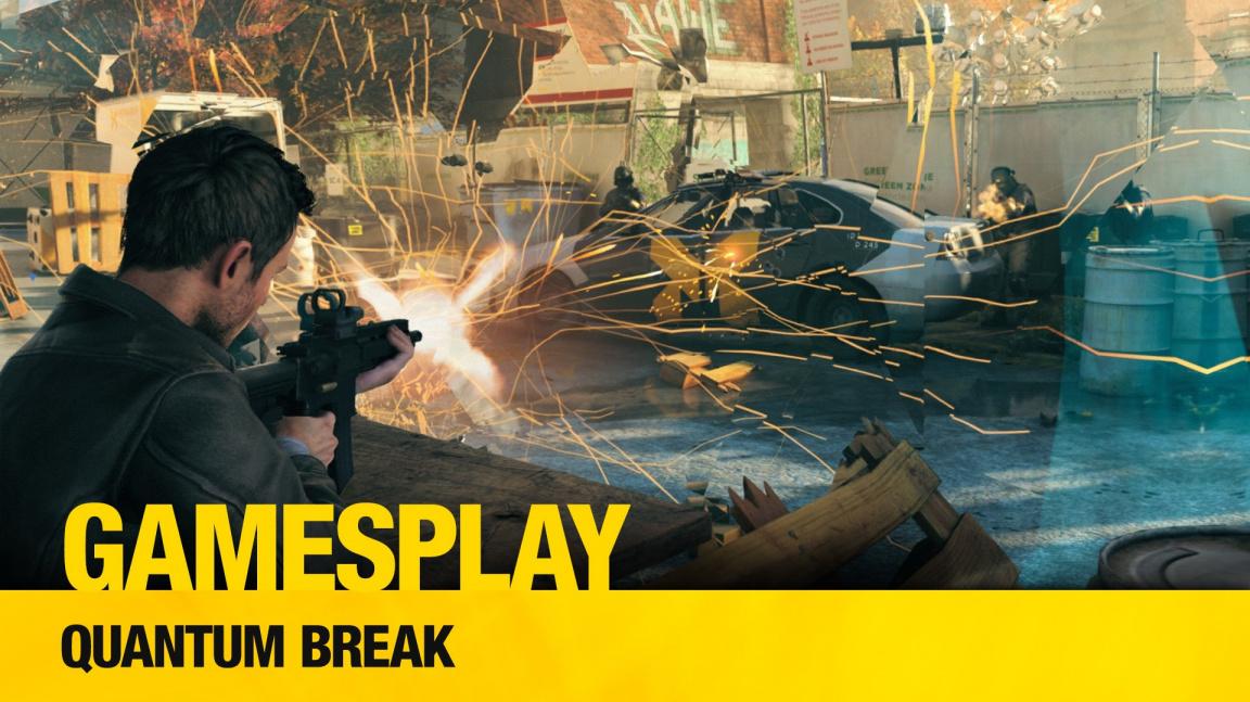 GamesPlay: hrajeme časoprostorový thriller Quantum Break