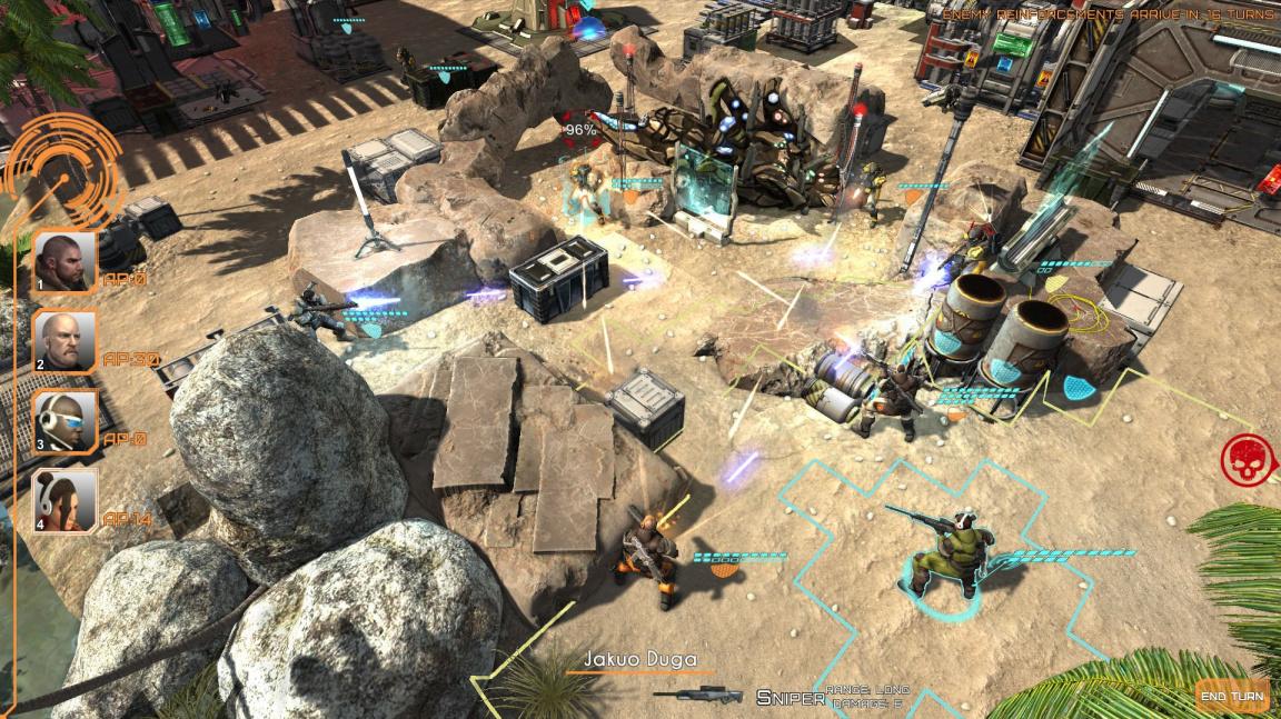 Shock Tactics připomíná XCOM ze světa inspirovaného seriálem Firefly
