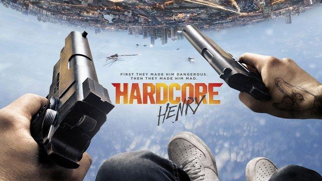 Blesková soutěž o 10 lístků na film Hardcore Henry