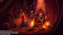 V humorné adventuře Gibbous: A Cthulhu Adventure se Lovecraft potkává s klasikou à la Lucas Arts