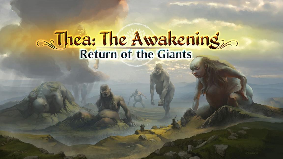 Slovanskou strategii Thea: The Awakening začnou v novém rozšíření plenit obři
