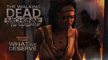 Trilogie The Walking Dead: Michonne se příští týden dočká rozuzlení
