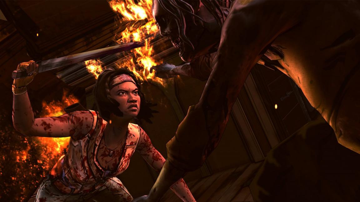 The Walking Dead: Michonne Episode 3 - What We Deserve