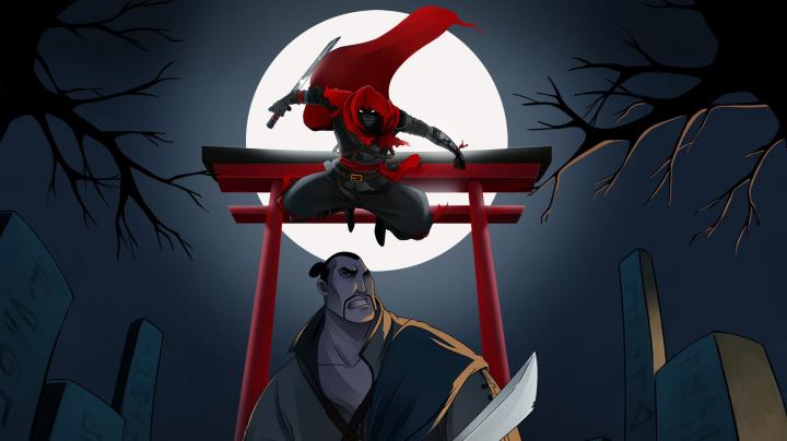 Stealth akce Aragami ze středověkého Japonska vyjde letos na podzim