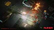 Zvířecí kyborg, válečný zločinec či sadistický stroj - kyberpunková akce Ruiner představuje své bossy
