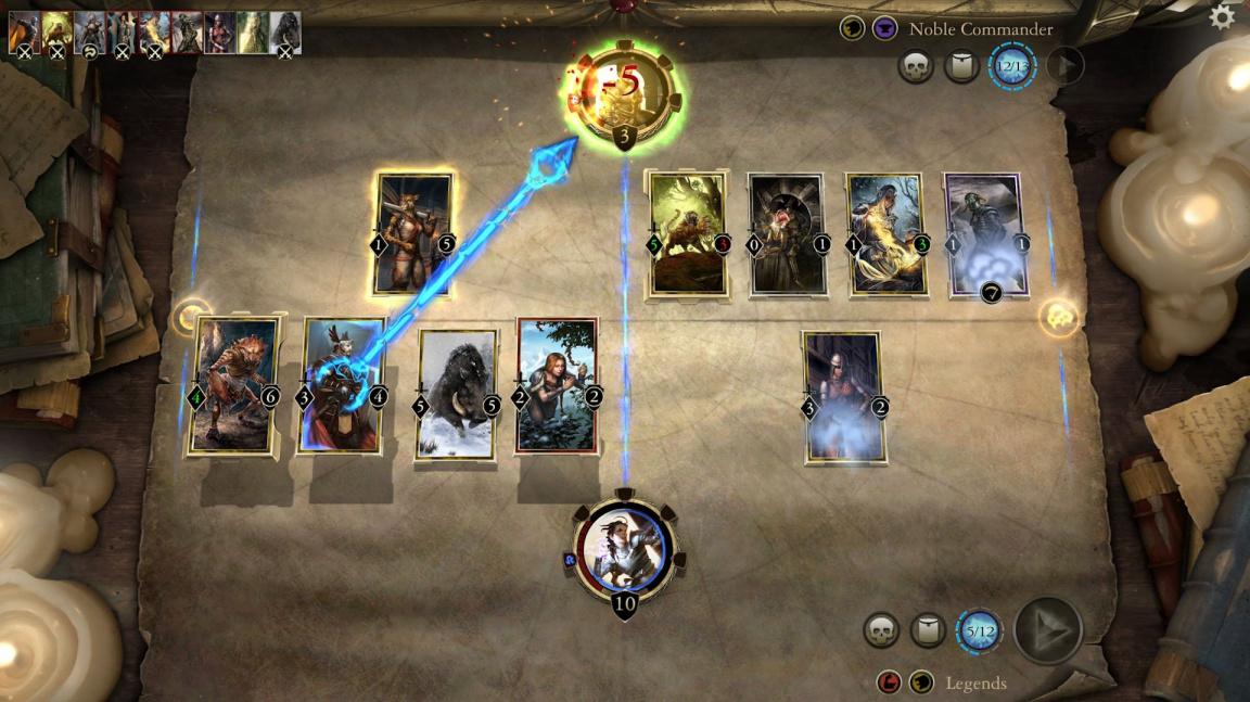 Karetní The Elder Scrolls: Legends se podívá i na mobilní platformy