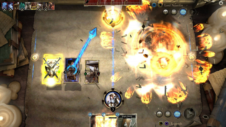 Bethesda vydala plnou verzi karetní The Elder Scrolls: Legends