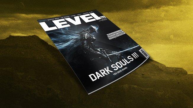 Nový LEVEL 263 píše o českých vývojářích v cizině, monitoruje virtuální realitu a recenzuje Dark Souls III