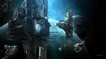 První bitva vesmírné války v EVE Online se změnila v nemilosrdný hellcamp