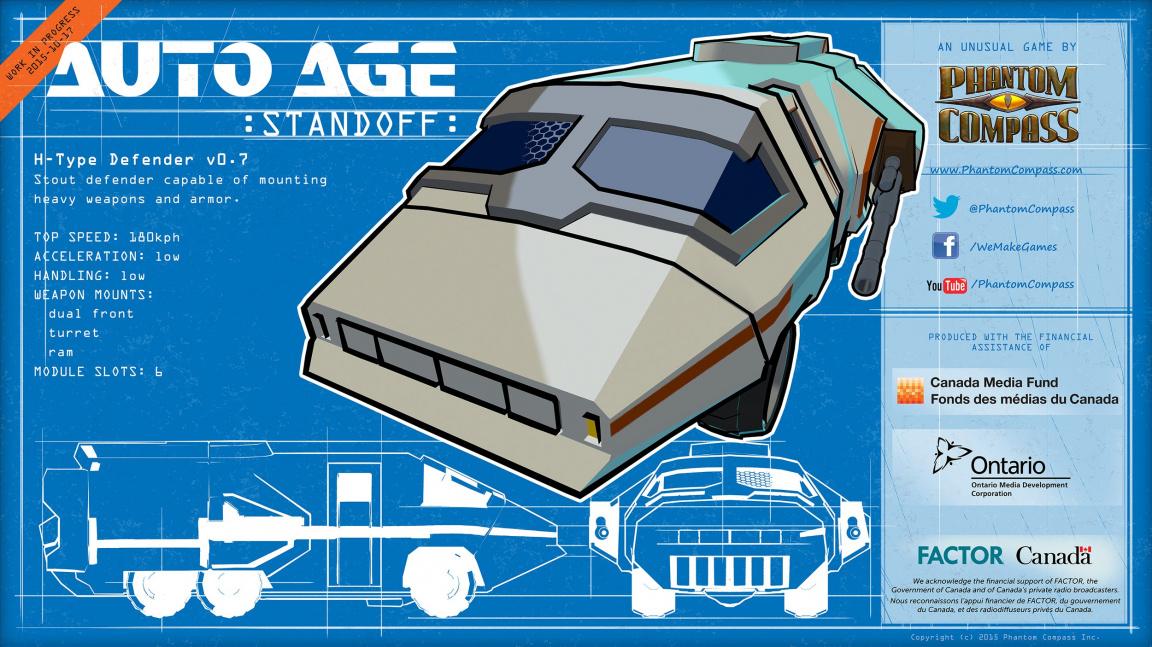 Auto Age: Standoff