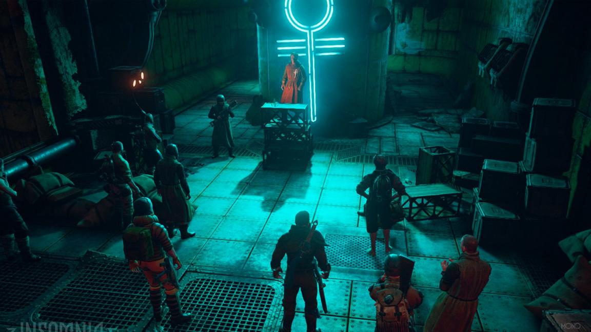 Originální sci-fi RPG Insomnia se vrací na Kickstarter i s demoverzí