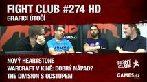 Fight Club #274 HD: Grafici útočí