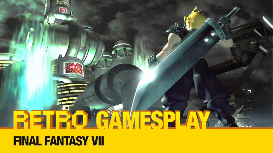 Retro GamesPlay: hrajeme kultovní JRPG Final Fantasy VII