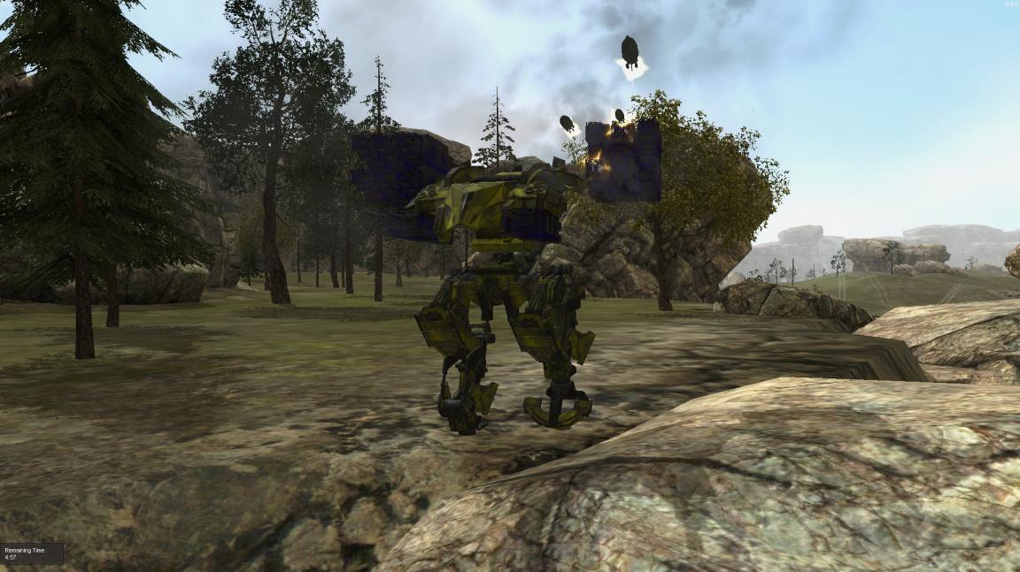 Online akci MAV vyvíjí jeden člověk, který chce navázat na tradici Mechwarrior her