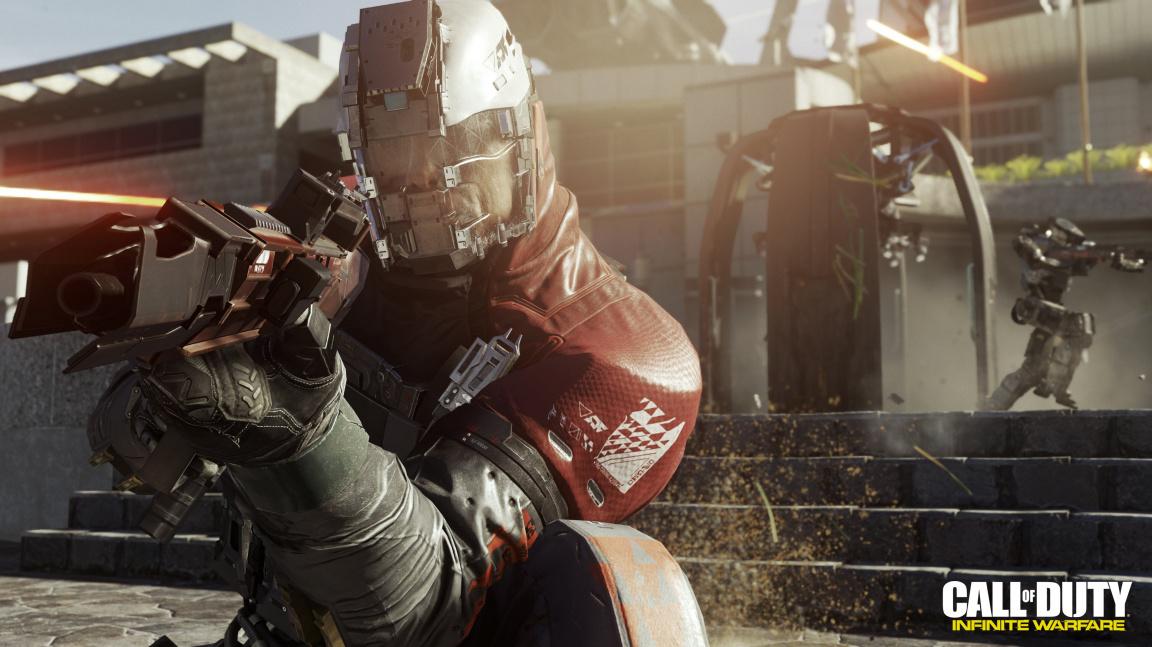 Nové video z CoD: Infinite Warfare představuje všechny novinky v multiplayeru