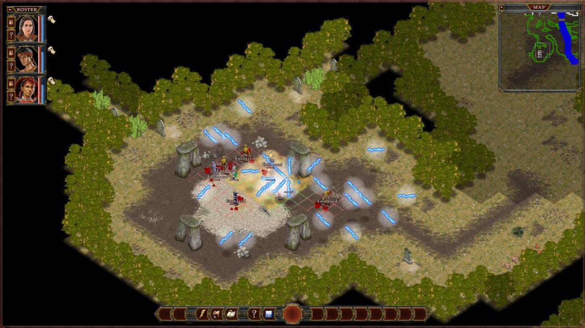 Spiderweb Software chystají třetí díl hardcore RPG série Avadon