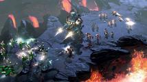 V Dawn of War III budete dobývat katedrály, lávové planety i vesmírnou stanici