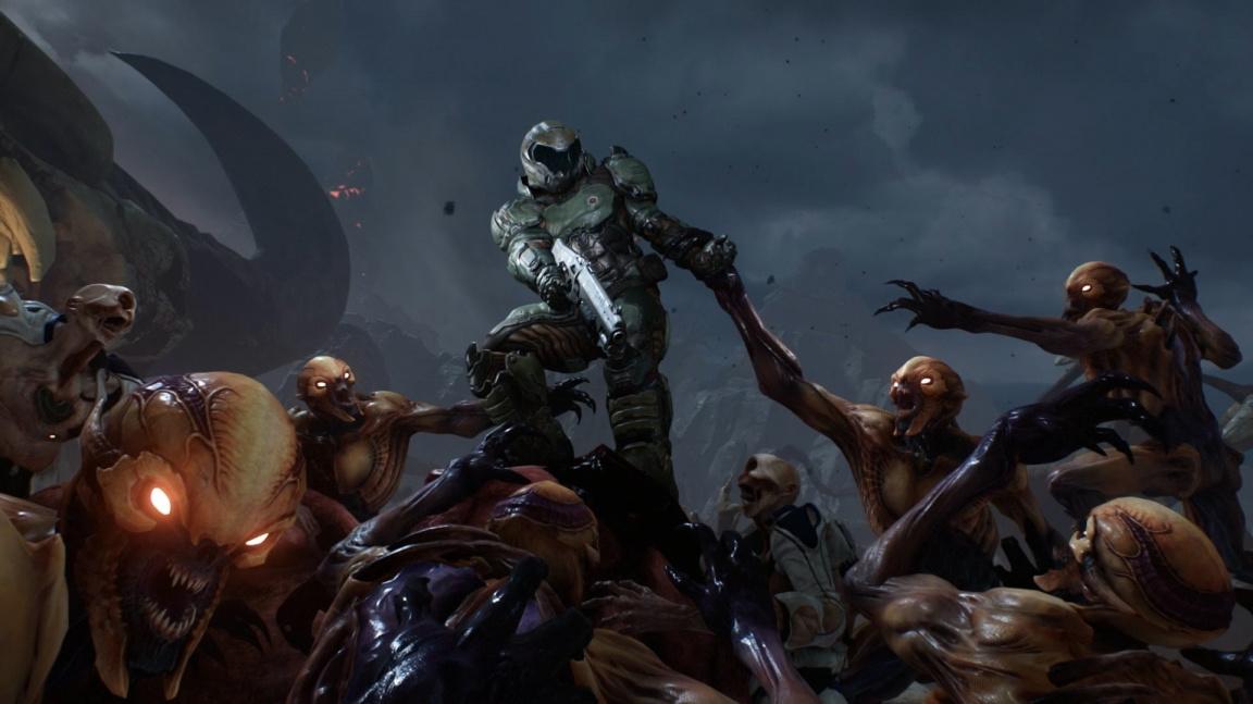 Tvůrci Dooma vysvětlují vylepšování zbraní a systém run