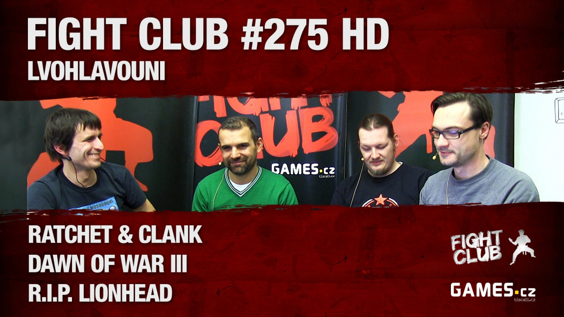 Fight Club #275 HD: Lvohlavouni