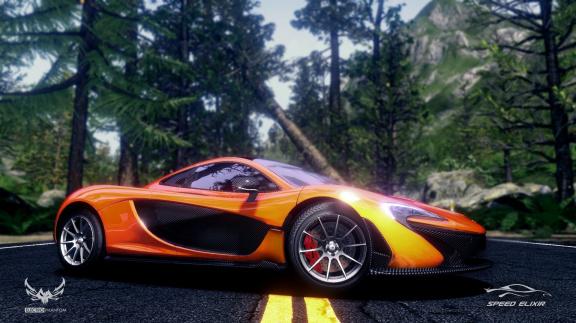 Závodní Speed Elixir nabídne ryzí arkádu i simulaci pro náročné