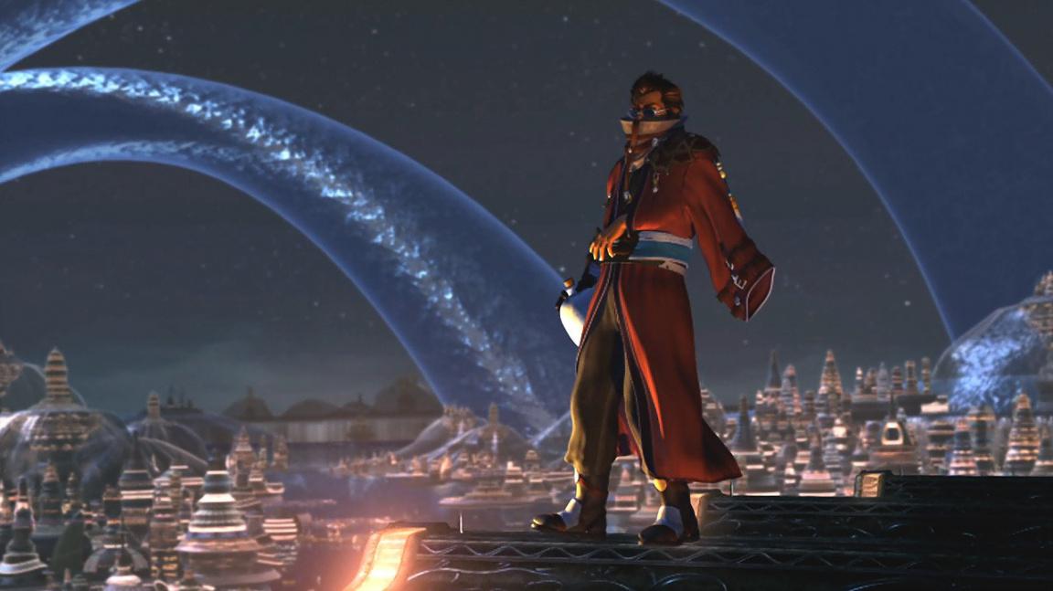 Remasterovaná edice Final Fantasy X/X-2 vyšla i pro PC