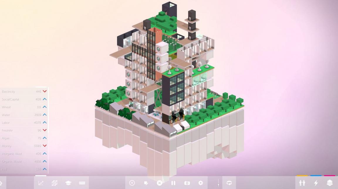 Dojmy z hraní - Block'hood je chytrá a zábavná budovatelská strategie