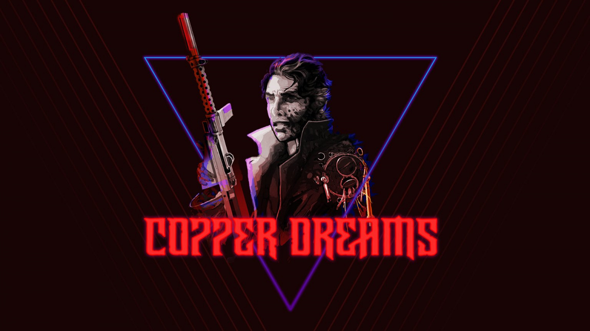 Kyberpunkové RPG Copper Dreams od tvůrců Serpent in the Staglands je na Kickstarteru