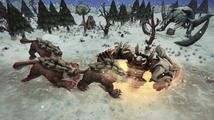 V akční adventuře Goliath budujete masivní bitevní roboty ze dřeva, kovu a kamene