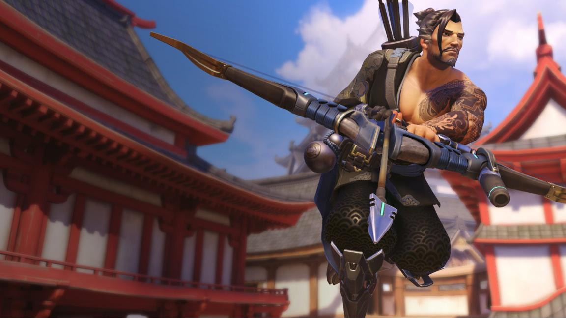 Bratrská tragédie z Japonska - video představuje další postavy z Overwatch