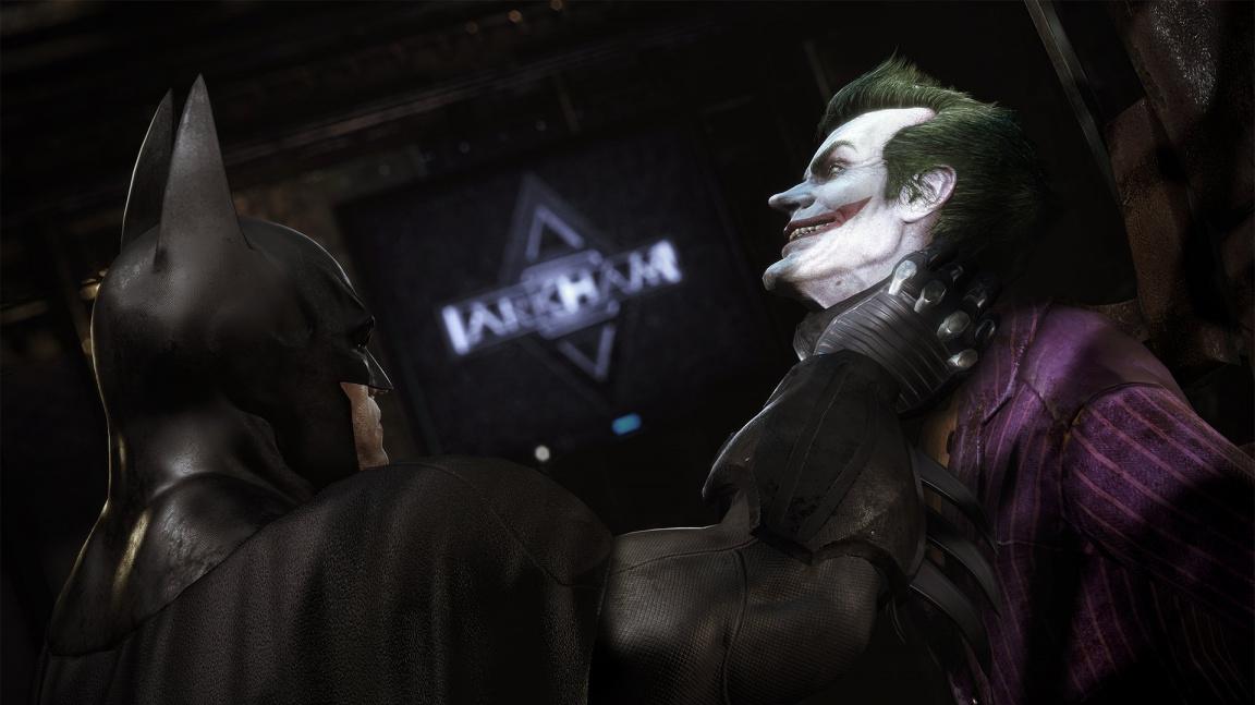Batman: Arkham Asylum a City se vrací v remasteru pro PS4 a Xbox One