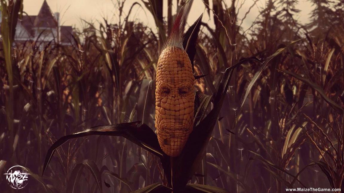 Šílená adventura Maize kombinuje myslící kukuřici, Akta X a humor Monty Pythonů