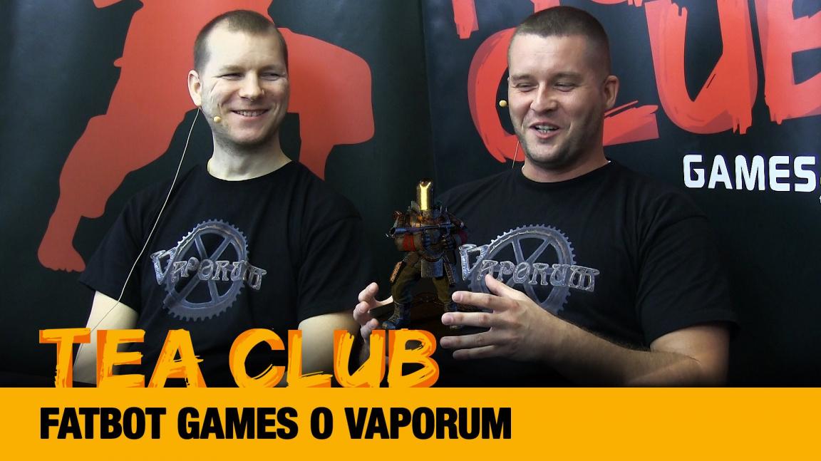 Tea Club #20: Steampunkový dungeon Vaporum