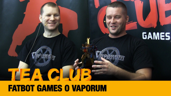 Tea Club #20: Steampunkový dungeon Vaporum
