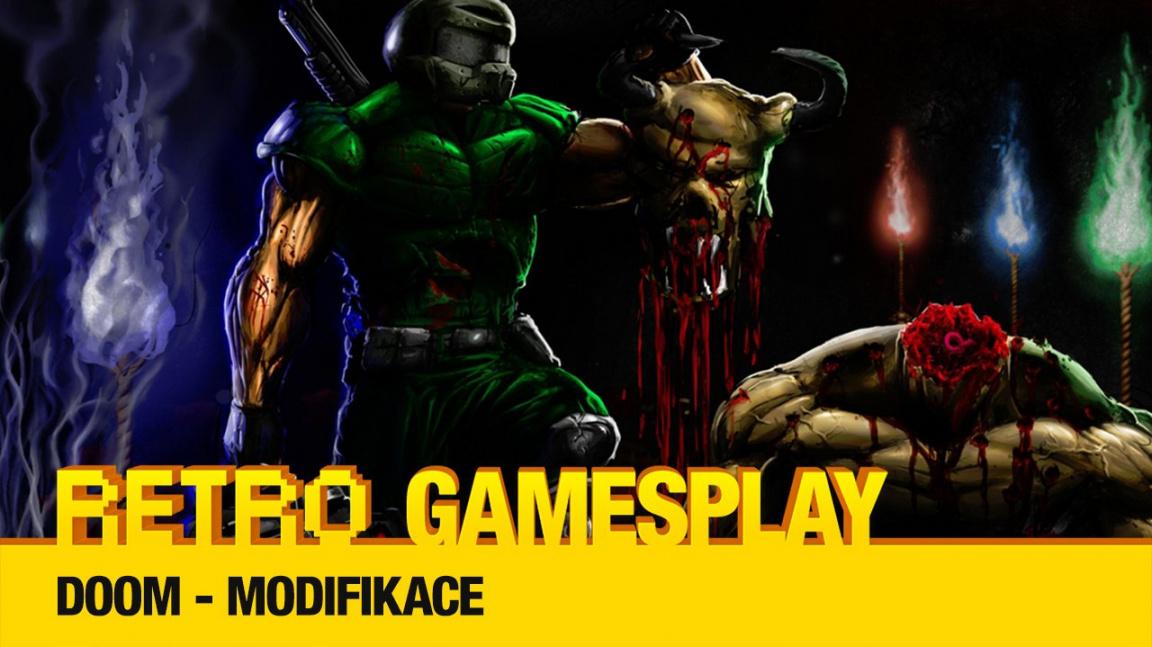 Retro GamesPlay: nejlepší, nejvtipnější a nejzajímavější modifikace pro Doom