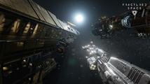 Vesmírná akce Fractured Space přešla na free-to-play systém